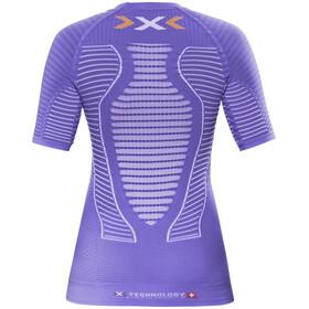 X-Bionic Effektor Running Koszulka do biegania z krótkim rękawem Kobiety fioletowy